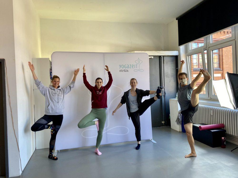 Yogazeit Strala