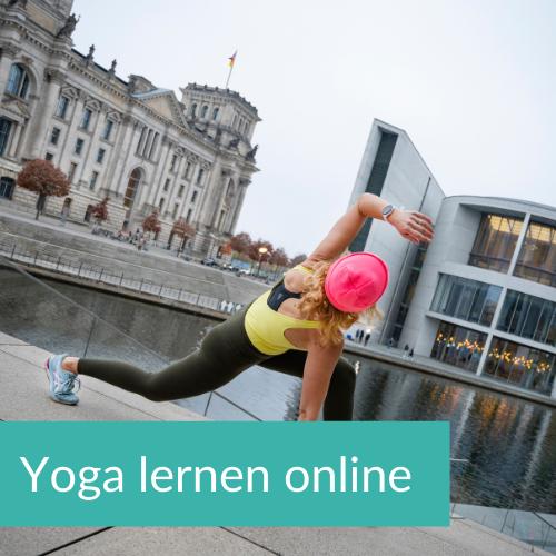 Yoga lernen online