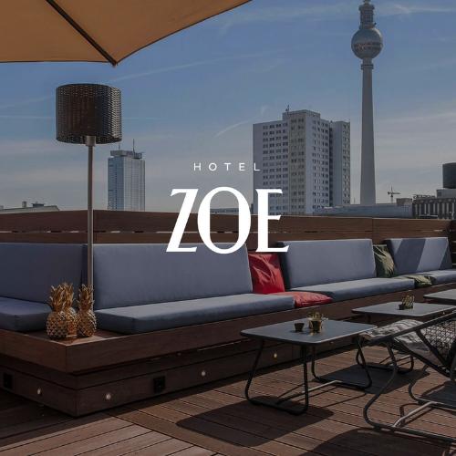 Dachterrasse Hotel ZOE